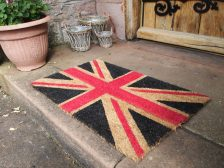 Union Jack Door Mat by Parlane
