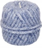 Small String Ball Candle (Blue) by Parlane